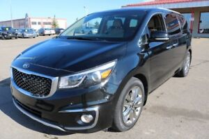 2015 Kia Sedona SXL PLUS Navigation (GPS),  Leather,  Heated Sea