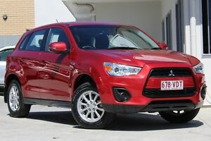 2013 Mitsubishi ASX XB MY13 2WD Red/Black 6 Speed Constant Variable Wagon Moorooka Brisbane South West Preview