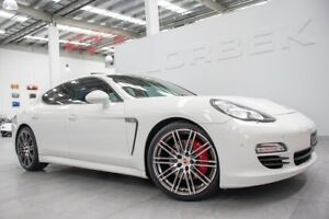 2012 Porsche Panamera 970 MY12 Diesel White 8 Speed Automatic Tiptronic Coupe