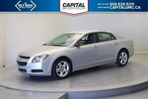 2011 Chevrolet Malibu LS *LOW KMs*