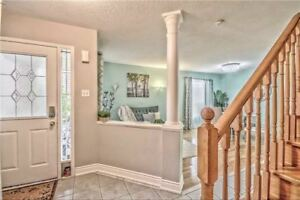 GORGEOUS!!! 4BDM + 2 KITCHENS SEMI- DETACHED at very Desirable L