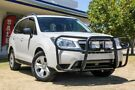 2015 Subaru Forester S4 MY15 2.0i-L AWD White 6 Speed Manual Wagon