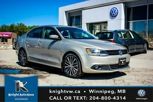 2013 Volkswagen Jetta Sedan Highline TDI w/ Tech Pkg/DSG