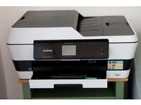 Brother MFC-J6520DW Inkjet A3 Wi-Fi Black,White multifunctiona