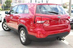 2012 Kia Sorento XM MY13 Si 4WD Red 6 Speed Sports Automatic Wagon Cheltenham Kingston Area Preview