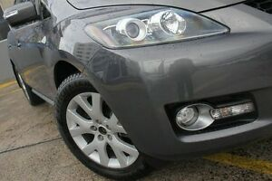 2007 Mazda CX-7 ER Classic (4x4) Grey 6 Speed Auto Activematic Wagon Wolli Creek Rockdale Area Preview