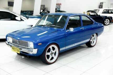 1969 Mazda R100 Blue 4 Speed Manual Coupe Carss Park Kogarah Area Preview