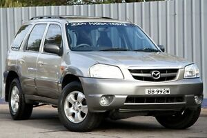 2004 Mazda Tribute MY2004 Classic Traveller Champagne 4 Speed Automatic Wagon Enfield Port Adelaide Area Preview