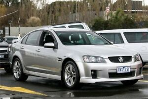2007 Holden Commodore VE SV6 Silver 5 Speed Sports Automatic Sedan Ringwood East Maroondah Area Preview