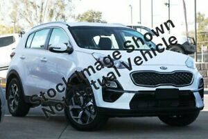 2019 Kia Sportage QL MY19 Si 2WD White 6 Speed Sports Automatic Wagon Morley Bayswater Area Preview