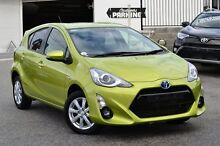 2015 Toyota Prius c NHP10R i-Tech E-CVT Zest 1 Speed Constant Variable Hatchback Claremont Nedlands Area Preview