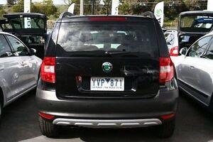2012 Skoda Yeti Black Sports Automatic Dual Clutch Wagon Seaford Frankston Area Preview