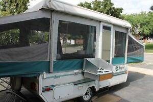 10' Jayco Pop-up Tent Trailer
