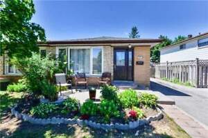 Gorgeous Semi-Detached Home Located In High Demand Area