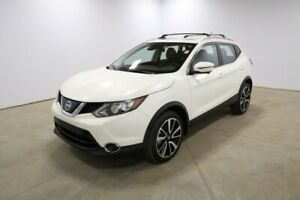 2019 Nissan Qashqai AWD SL CVT Heated leather seats, Nissan conn