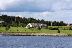 4.7 Acres with fabulous panoramic ocean views of Indian Point