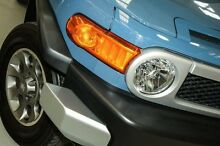 2012 Toyota FJ Cruiser GSJ15R Blue 5 Speed Automatic Wagon Edgewater Joondalup Area Preview