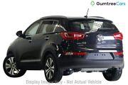 2014 Kia Sportage SL Series II MY13 Platinum Black Pearl 6 Speed Sports Automatic Wagon Wangara Wanneroo Area Preview