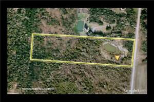House with acres Uxbridge for lease