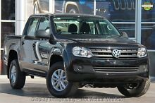 2015 Volkswagen Amarok 2H MY15 TDI420 Core Edition (4x4) Deep Black Pearl Effect 8 Speed Automatic U Liverpool Liverpool Area Preview