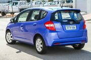 2013 Honda Jazz GE MY13 Vibe Blue 5 Speed Manual Hatchback Rockingham Rockingham Area Preview