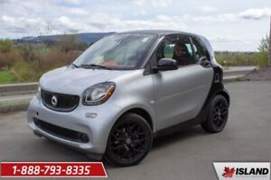 2016 Smart Fortwo Passion, Bluetooth, Heated Seats