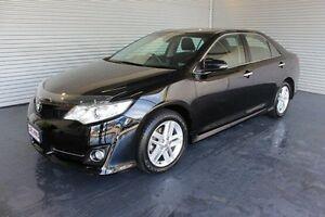 2013 Toyota Camry ASV50R Atara S Black 6 Speed Sports Automatic Sedan Parramatta Park Cairns City Preview
