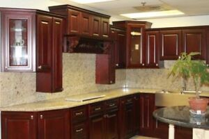 ('BESTEST SALE ALL WOOD KITCHEN & BATH CABINETS')
