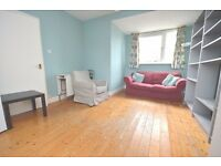 Bright and spacious 2 bed flat with open plan lounge/kitchen available January - NO FEES
