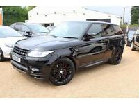 2017 66 LAND ROVER RANGE ROVER SPORT 4.4 SDV8 AUTOBIOGRAPHY DYNAMIC 5D AUTO 339