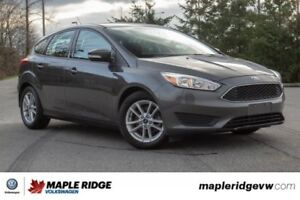 2017 Ford Focus NO ACCIDENTS, BC CAR, SUPER LOW KILOMETRES!