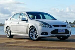 2013 Ford Falcon FG MkII XR6 White Sports Automatic Sedan Bunbury Bunbury Area Preview
