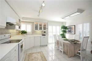 Beautiful End-Unit Townhome In Desirable Area