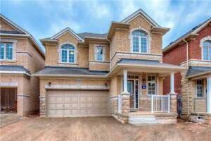 Brand new 4-bedroom  house in North Oakville