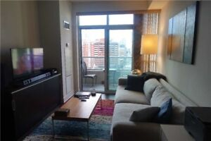 Gorgeous 1 Br+Den @ Homewood Ave, Walking Distance To Subway
