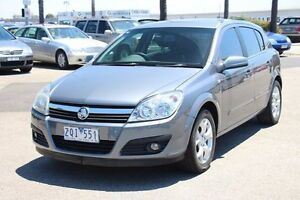 2006 Holden Astra AH MY06 CDX Grey 5 Speed Manual Hatchback Heatherton Kingston Area Preview