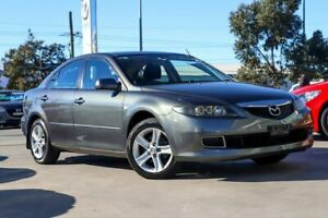 2006 Mazda 6 GG1032 Limited Grey 5 Speed Sports Automatic Sedan Kirrawee Sutherland Area Preview