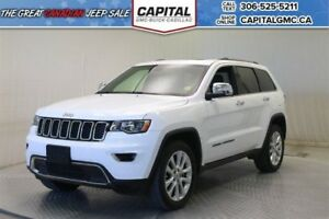 2017 Jeep Grand Cherokee Limited 4WD *Navigation-Heated Seats-Su