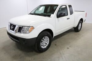 2018 Nissan Frontier S KING CAB 2.5 Bluetooth, 5-speed automatic
