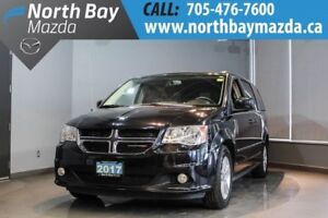 2017 Dodge Caravan Crew Plus Manufacturer Warranty Remaing