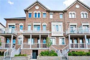 3 Story Condo Townhouse In Excellent Location. For First buyer