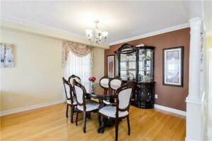 GORGEOUS 4+1Bedroom Detached House @BRAMPTON $849,900 ONLY
