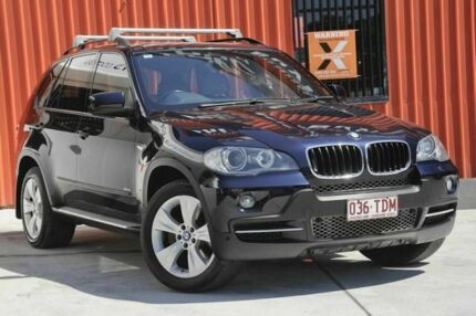 2007 BMW X5 E70 d Steptronic Blue 6 Speed Sports Automatic Wagon