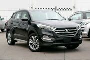 2017 Hyundai Tucson TL MY17 Active X 2WD Black 6 Speed Sports Automatic Wagon Capalaba Brisbane South East Preview