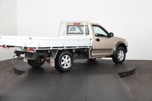 2006 Holden Rodeo RA MY06 Upgrade LX Gold 5 Speed Manual Cab Chassis