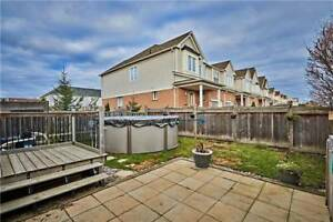 Spacious 4-Bedroom End Unit Freehold Town home