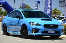 2016 Subaru WRX V1 MY16 Hyper Blue Lineartronic AWD Hyper Blue 8 Speed Constant Variable Sedan Willagee Melville Area Preview