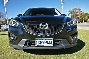 2013 Mazda CX-5 KE1021 Maxx SKYACTIV-Drive AWD Sport Black 6 Speed Sports Automatic Wagon