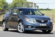 2014 Holden Cruze JH Series II MY14 Equipe Grey 6 Speed Sports Automatic Hatchback West Gosford Gosford Area Preview