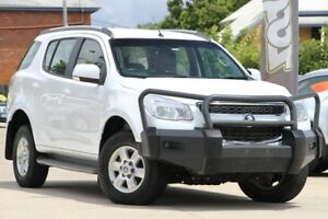 2014 Holden Colorado 7 RG MY14 LT White 6 Speed Sports Automatic Wagon Toowoomba Toowoomba City Preview